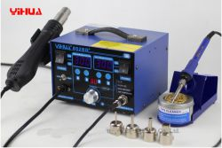 Hot Air YIHUA 862BD+ Mobile Phone Rework Station, Desoldering machine