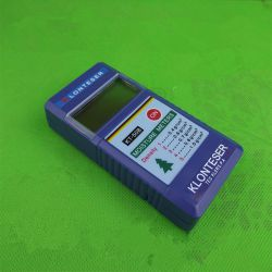 KT-50B Digital Inductive Wood Moisture Meter,Paper Tree Timber humity meter Measuring range:2~90%, 0.1 Accuracy