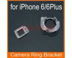 100pcs/Lot Front Camera Sensor Plastic Holder Clip Ring Bracket Repair Parts Replacement For iPhone 4 4s 5 5c 5s 6 6+Plus