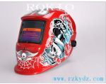 Cool looking skull pirate death dot welding helmet / welding mask / welding cap