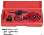 Hole Saw Bit Kit Set Holesaw Wood Sheet Metal 1set