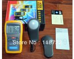 VICTOR VC1010A Digital Lux Meter Photo Light Meter Lumens Test
