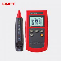 UNI-T UT681A Multi-Function Cable Finder Set Network Tester Cable Tester Hunt Instrument Check Line Device